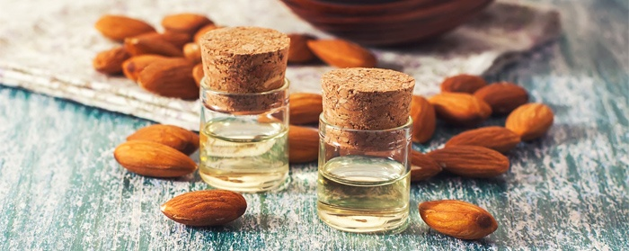What is Sweet Almond Oil NF 24?